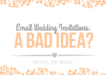 are-email-wedding-invitations-a-bad-idea
