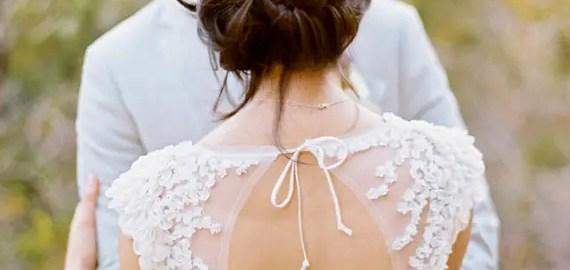 asymmetrical pinup wedding hairstyles
