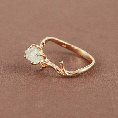 branch engagement ring