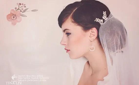 bridal hair pin phoot