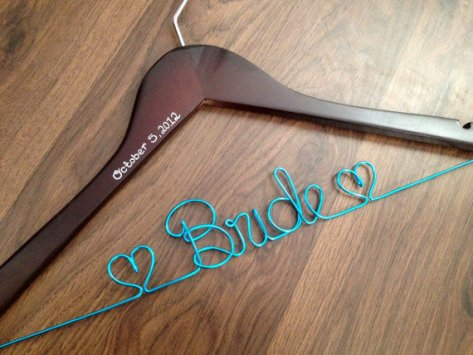bride-personalized-hanger-in-blue