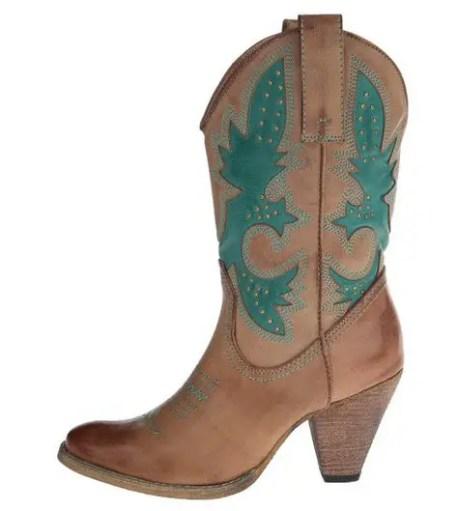 cheap wedding cowboy boots 1 - style image three