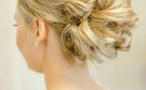 chic hair bun hairstyle