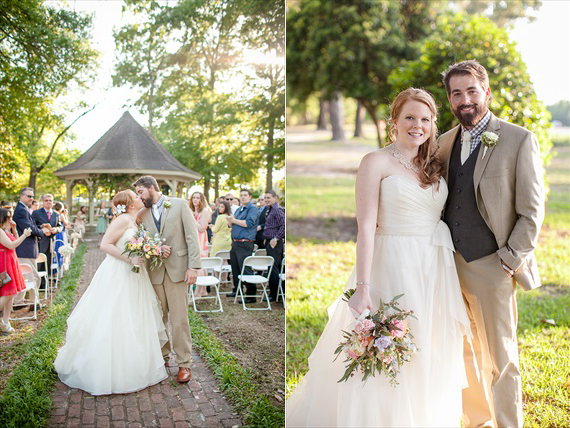 Poplar Grove Plantation Weddings rustic wilmington wedding