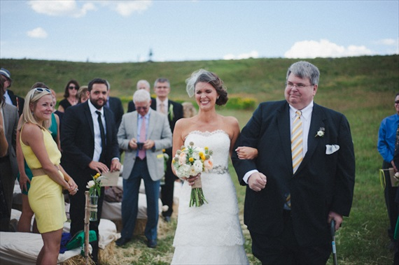 Rachael Grace Photography - colorado ranch wedding