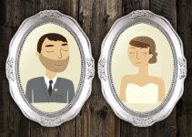 custom-illustration-bride-groom