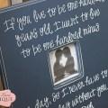 custom wedding frame quote 2