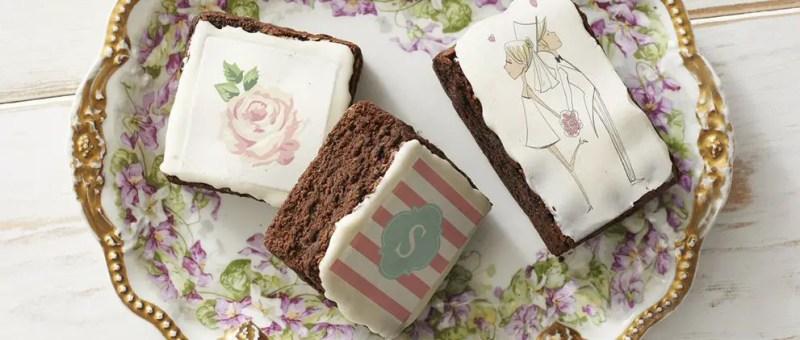 easy diy wedding ideas brownies