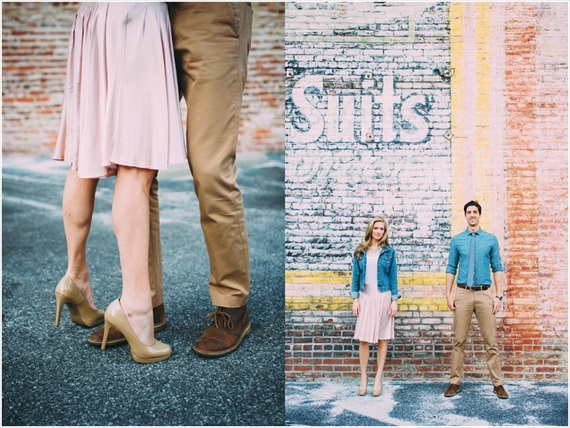 Echard Wheeler Photography - downtown norfolk engagement