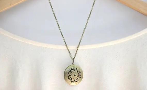 filigree-necklace-locket-brass-chain