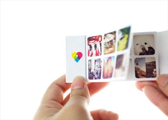 5 Ways to Embrace Social Media at Weddings - instagram stickers for thank you card seals! love this.