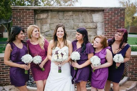 8 Secrets to a Stress Free Wedding Day (photo: matt martin photography) - via EmmalineBride.com