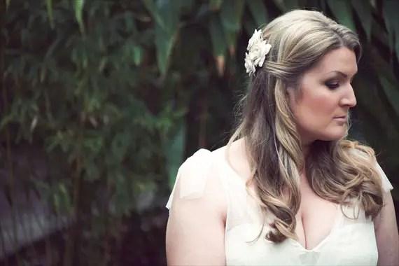 DIY Wedding Ideas: The Bride | photo by Meghan Christine Photography