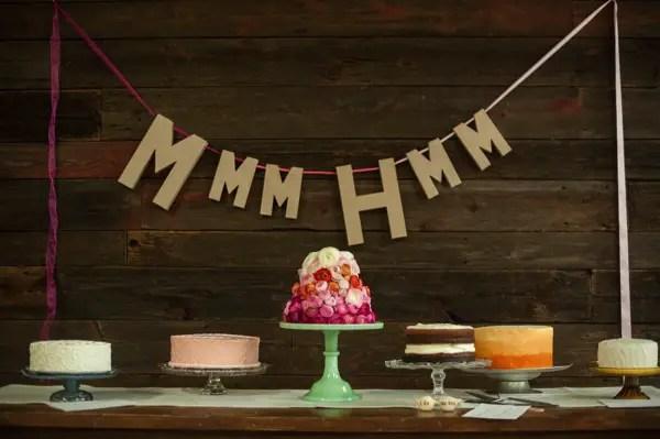 mmmhmm dessert bar banner