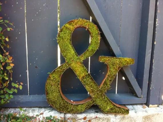 moss ampersand