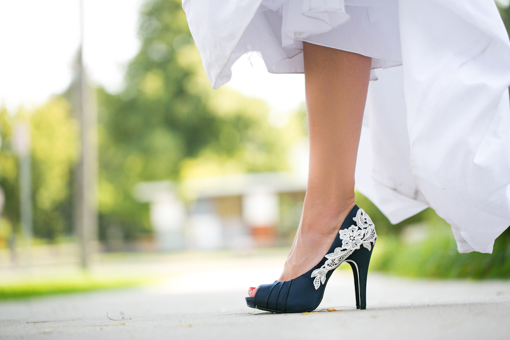 Wedding Shoes For Bride Bridesmaids
