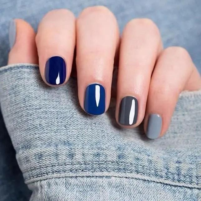 ombre nails | via 30 Best Ombre Wedding Ideas
