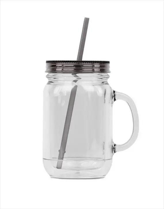 where to buy plastic mason jars for no glass venues. Black Bedroom Furniture Sets. Home Design Ideas
