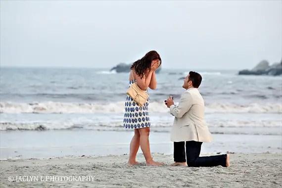 proposal on camera