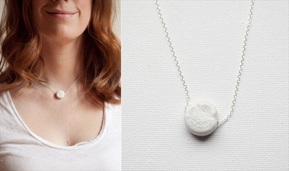 round layering necklaces via How to Layer Necklaces