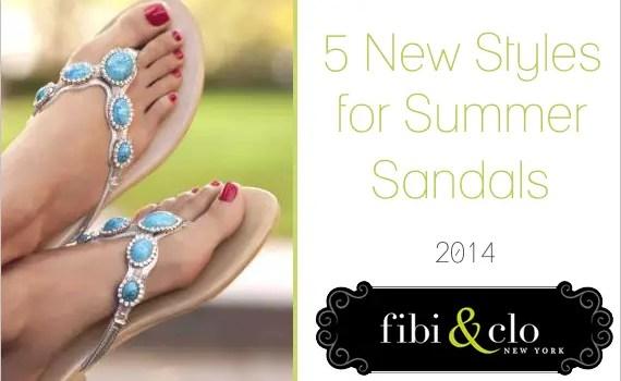 summer sandals 2014