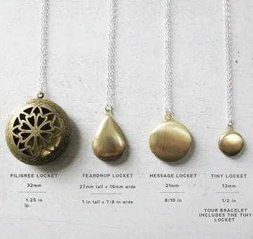 types-of-locket-styles