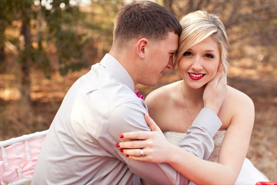 valentine's shoot - photo by tara liebeck via Bridal Makeup Tips