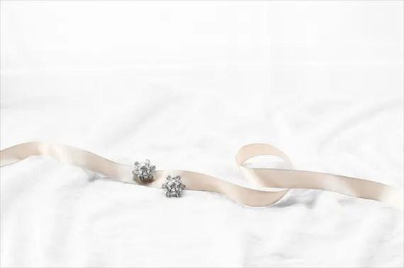 vintage earrings | Vintage Wedding Jewelry (Sweet & Spark)