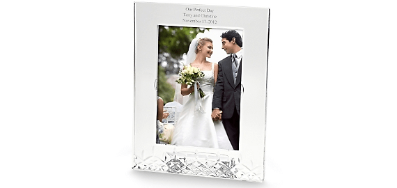 wedding day gifts for mom - frame
