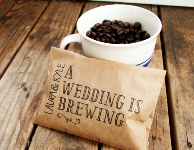 wedding-favor-bags-coffee