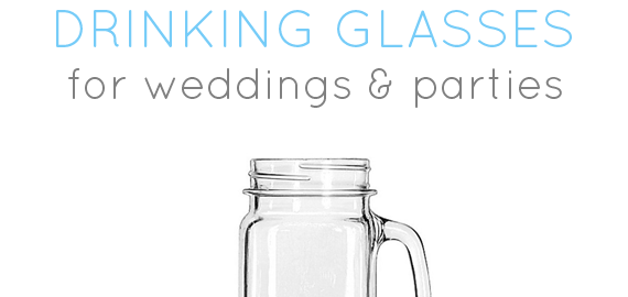where to buy mason jar drinking glasses for weddings handles