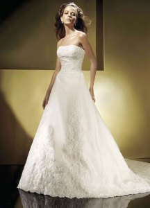 strapless-beaded-wedding-dresses-19k 2