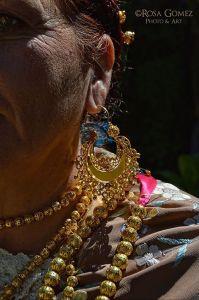 Mujer de Cepeda