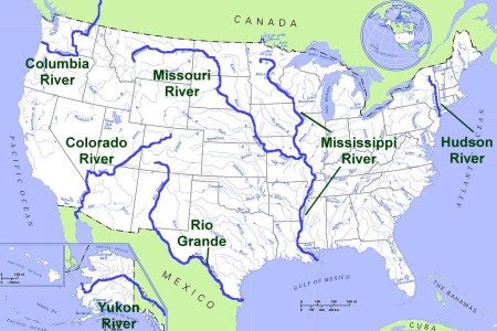major rivers of the united states | know it all