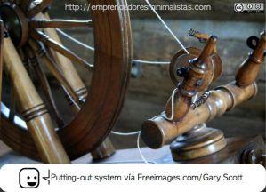 Evolución de la artesanía y las manufacturas (III) – Putting-out system
