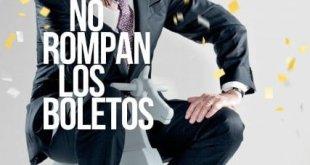 NO ROMPAN LOS BOLETOS - COVER