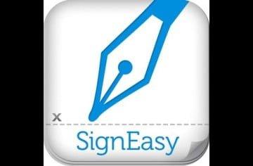 App que te permite firmar cualquier tipo de documento desde tu móvil o tablet
