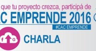 Charlas de CAC Emprende