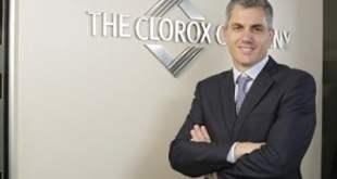 Diego Pistone Gerente General de Clorox Argentina y Uruguay