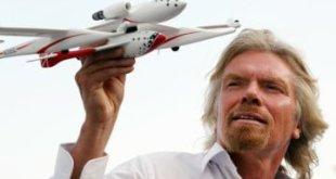 Como encuentra inspiración Richard Branson