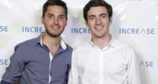 Matías Doublier y Sebastián Cadenas