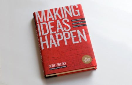 """Making Ideas Happen"", de Scott Belsky"