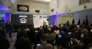 Presentación Imperdible_02 en el Estadio Vicente Calderón