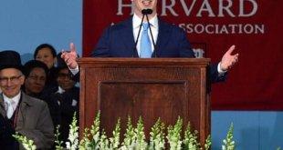 Mark Zuckerberg en Harvard