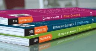 Colección D Colombo - Libros lomos - Ed Hojas del Sur