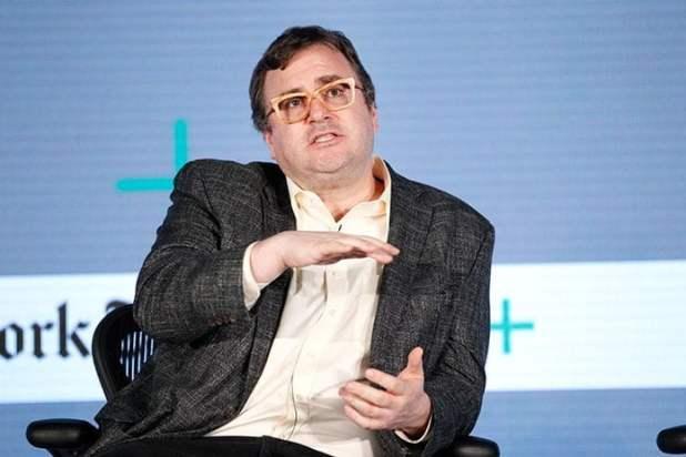 Reid Hoffman (Linkedin) (Getty Images)