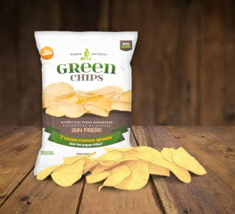 Papas Green Chips