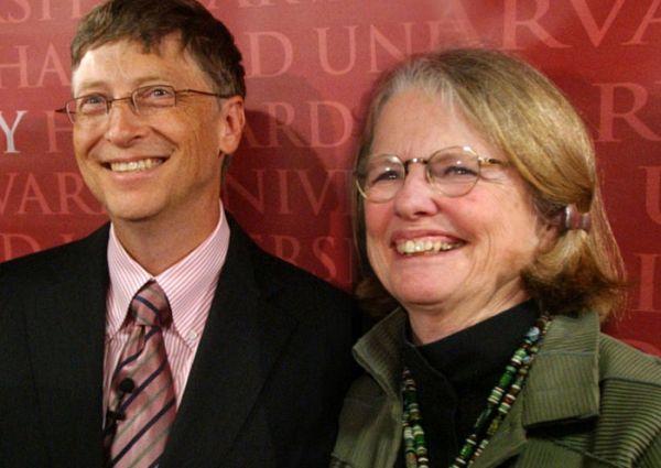 Branson, Musk, Gates y Zuckerberg: De tal madre, tal hijo
