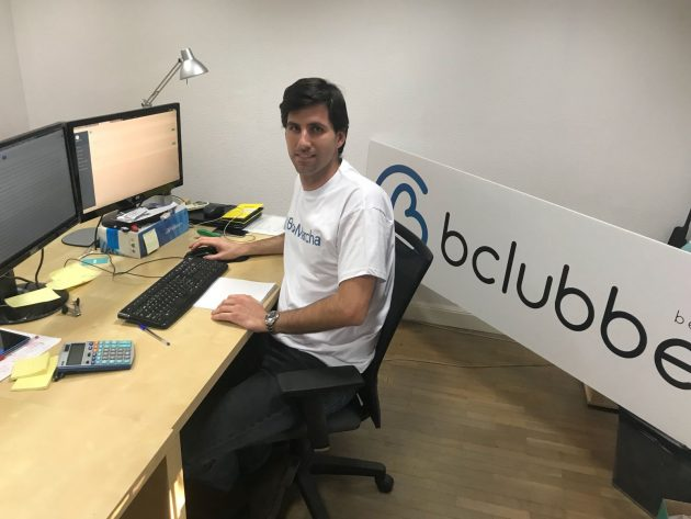 STARTUP EN 1° PERSONA: Juan Partida de BClubber (España)