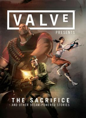 {Graphic Novel Review} Valve Presents: The Sacrifice & Other Steam-Powered Stories #1